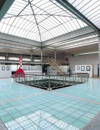 Het Maison Waucquez van Horta leeft nu voort als het Stripmuseum. Verzameling Sint-Lukasarchief VZ