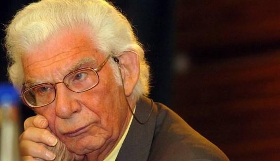 Willy De Clercq overleden