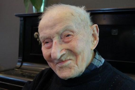 Jan Goossenaerts uit Essen is oudste man van Europa