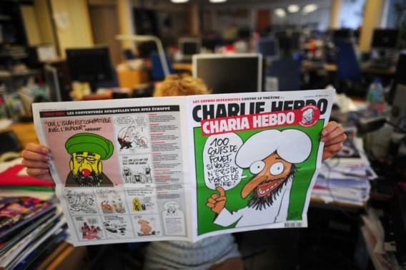 Brand bij Frans blad na Mohammed-editie