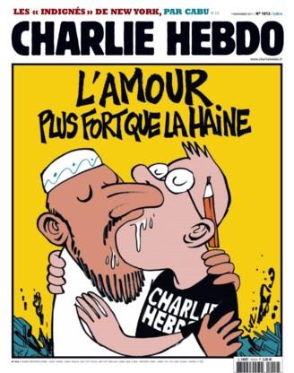 Opnieuw provocerende cover van Charlie Hebdo