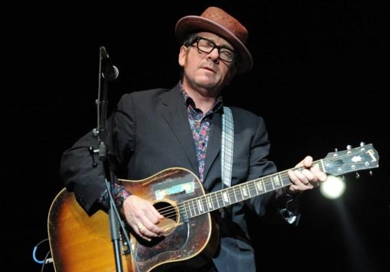 Elvis Costello op 31 mei in Brussel