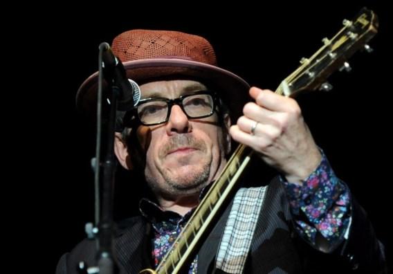 Elvis Costello in Antwerpen: de kracht van een orkaan met een akoestisch gitaartje