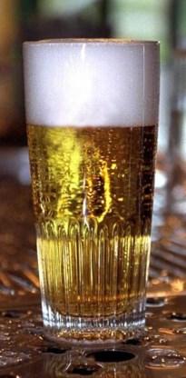 Bier duurder door natte zomer