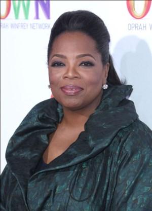 Oprah Winfrey krijgt homoprijs