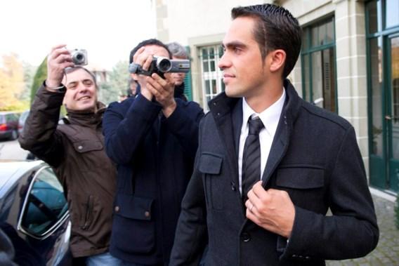 Contador neemt als laatste het woord in hoorzitting voor TAS