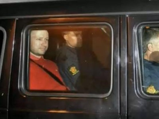 'Breivik plande aanslag op Obama bij uitreiking Nobelprijs'
