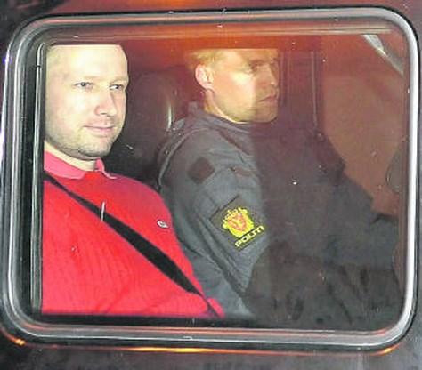 'Breivik is niet krankzinnig'