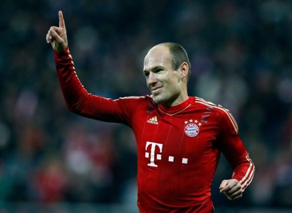 Topclubs willen Arjen Robben inlijven