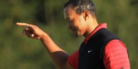 Tiger Woods maakt reuzensprong in het klassement