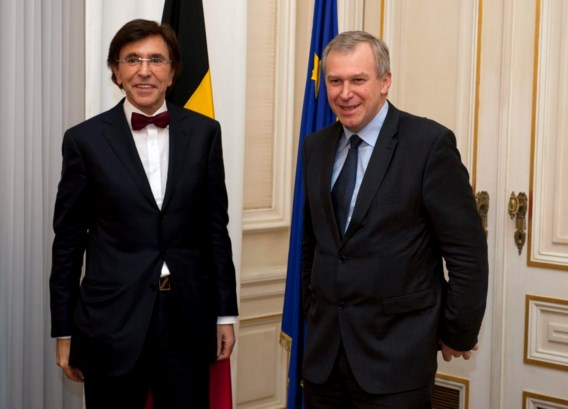 Yves Leterme benoemd tot Minister van Staat