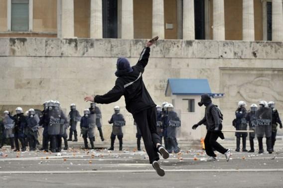 Rellen bij herdenking doodgeschoten vijftienjarige in Griekenland
