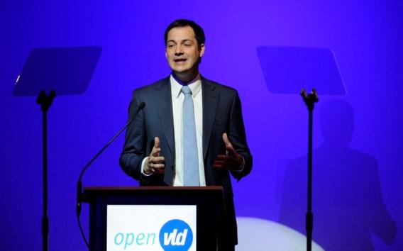 De Croo: 'Staken tegen hervormingen is staken tegen de toekomst'