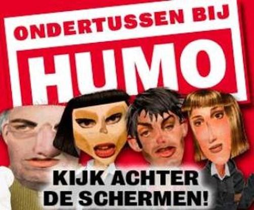 Neveneffecten maken nieuwe spotjes Humo