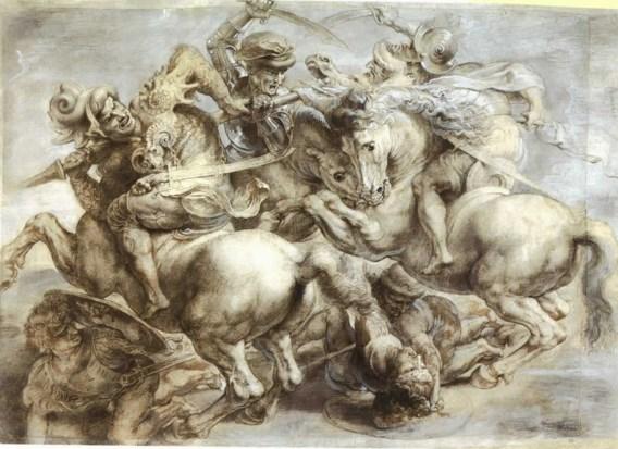 Moet beroemd schilderij plaats maken voor verloren gewaande Da Vinci?