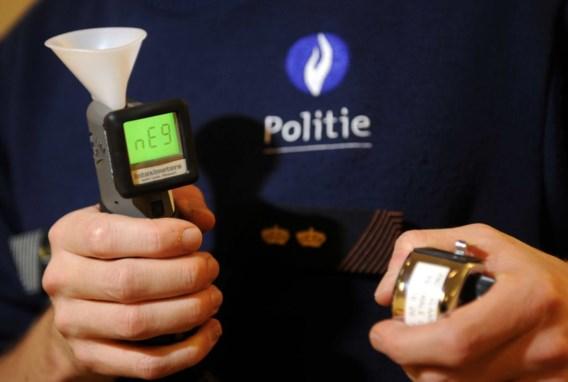 Politie gebruikt nieuwe alcoholtest verkeerd