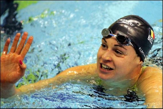 Fanny Lecluyse zwemt EK-minimum op 200 meter schoolslag