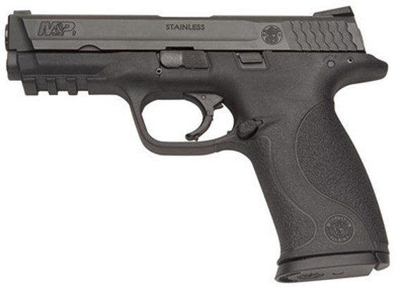 Politie bestelt 20.000 Smith & Wesson-pistolen