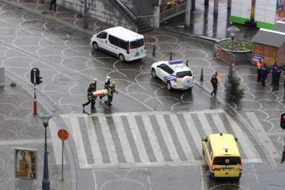 FOTOSPECIAL. Aanslag in Luik