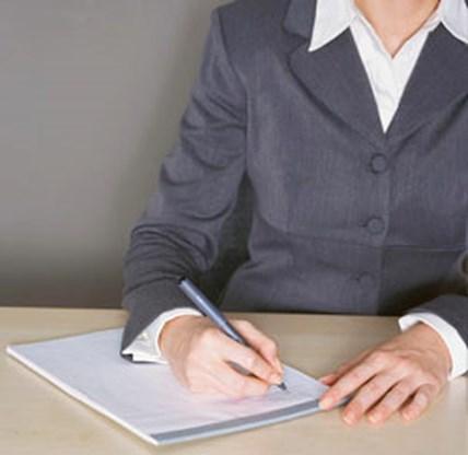 Schrijven helpt je sneller aan werk