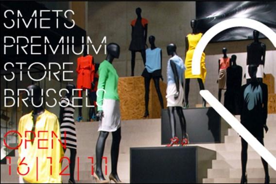 4000 m² mode en design in de 'Smets Premium Store'