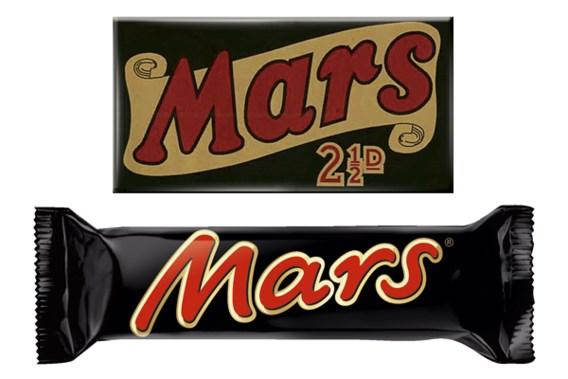 Snoepreep Mars viert 50 jaar in België