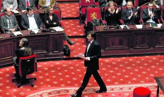 'Alles doen om de Vlaamse partijen te steunen'
