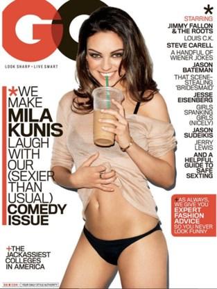 Welke sterren doen magazines verkopen?