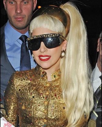 Lady Gaga vocht tegen eetstoornis
