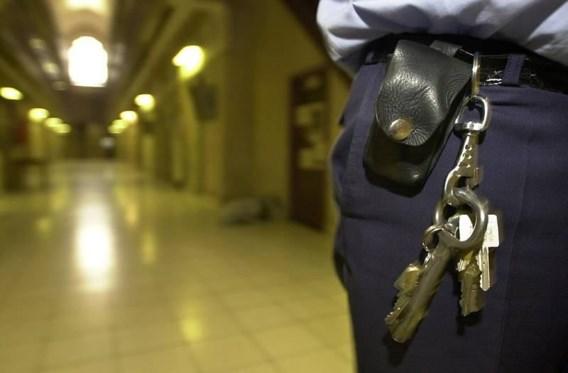 Cipiers gevangenis Sint-Gillis staken opnieuw