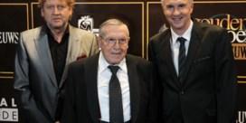 Rik De Saedeleer krijgt tv cadeau op Gala Gouden Schoen