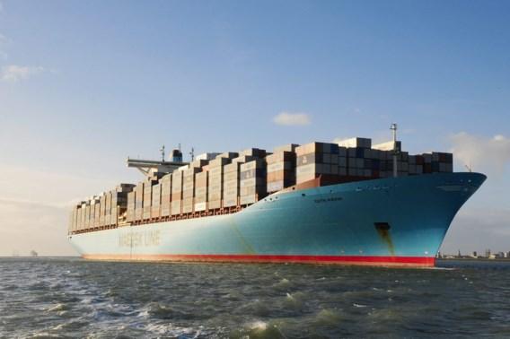 Maersk laat schepen langzamer varen