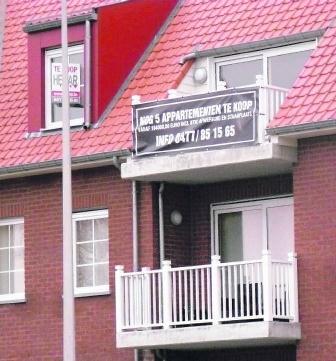 Voor een woning in Genk of Hasselt moet je steeds dieper in de buidel tasten.ksg