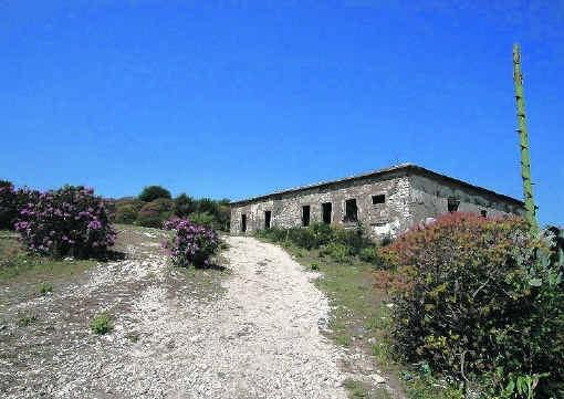 Voormalig communistisch vakantiekamp, Porto Palermo.