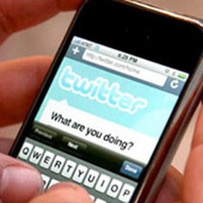 Twitter kan boodschappen lokaal blokkeren