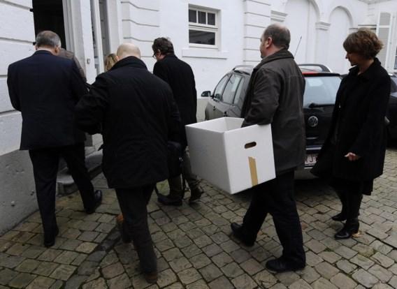 Operatie Kelk: documenten uit Namen in beslag genomen