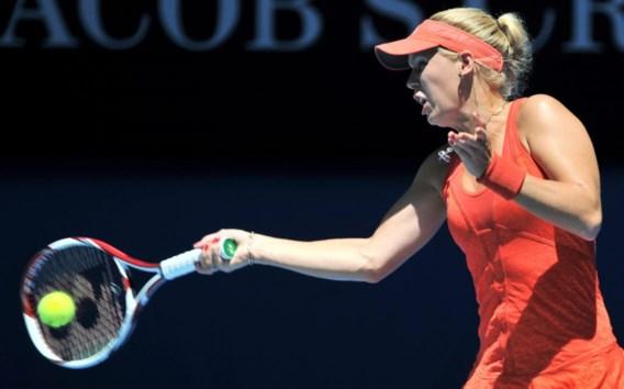 Caroline Wozniacki: 'Minder stress sinds ik geen nummer één meer ben'