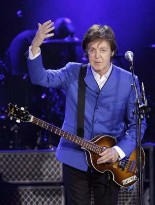 Walk of Fame-ster voor Paul McCartney