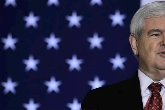 Gingrich wil naar de Maan in 2020