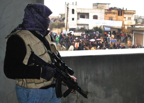 'Syrisch leger voert etnische zuiveringen uit'