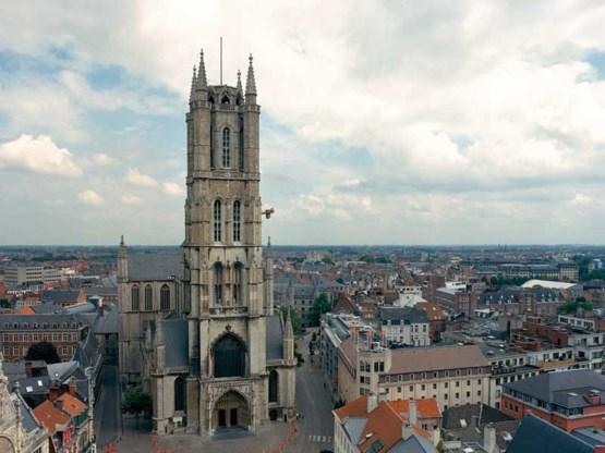 Gent scoort hoog op Creative city index