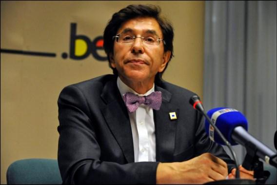 Di Rupo ontvangt deelstaten over begroting
