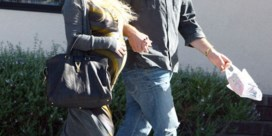 FOTOSPECIAL. Hoogzwangere Jessica Simpson op gevaarlijke hakken