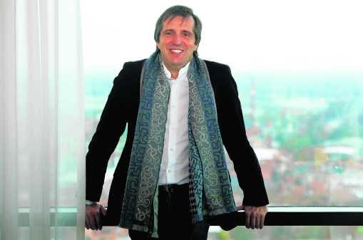 Hoteleigenaar Peter Geurden wil dat er meer samenwerking komt in de Limburgse toeristische sector. Rudi Smeets