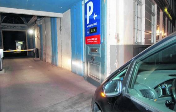 De nieuwe Brugse parking die gelegen is in de Nieuwe Gentweg, is illegaal. Michel Vanneuville