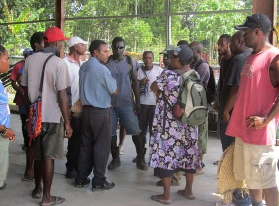 Ferry met 350 passagiers gezonken in Papoea-Nieuw-Guinea