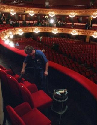 Opera Barcelona moet deuren sluiten door crisis