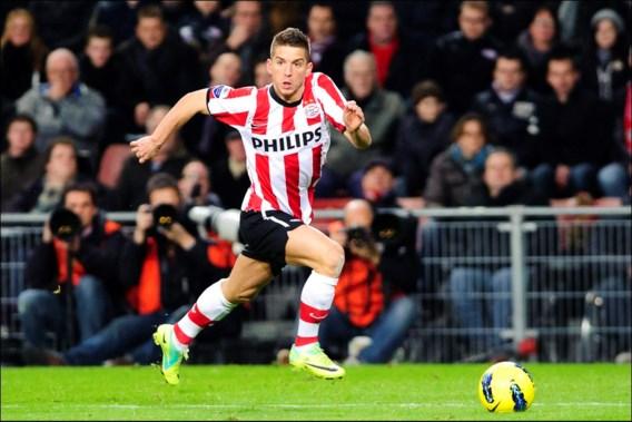 Dries Mertens helpt PSV naar halve finale