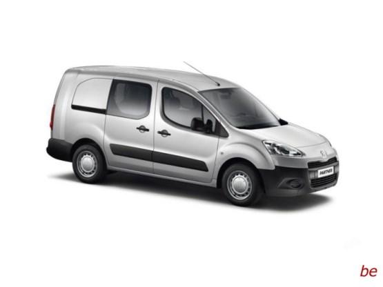 Peugeot Partner en Partner Tepee halen frisse neus