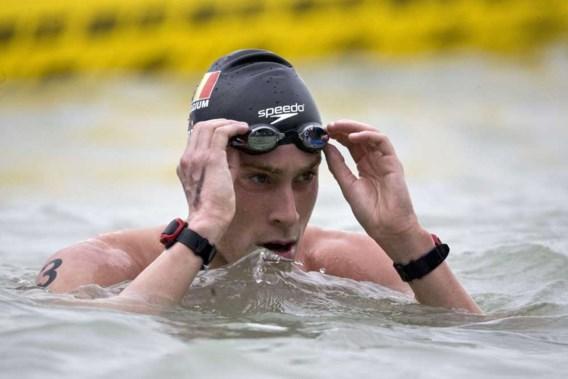 Tom Vangeneugden stopt met zwemmen